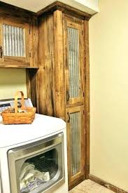 rustic kitchen cabinets cabinet doors mesmerizing tall storage diy distressed white cab