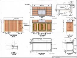 outdoor kitchen plan