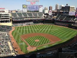 Target Field Minneapolis Mn Seating Chart View