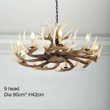 deer horn chandeliers country resin candle antler chandelier deer horn chandeliers lighting kitchen chandeliers deer antler