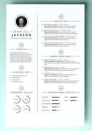 New Resume Resumes Template Ejemplos Curriculum Vitae Free Modern 30