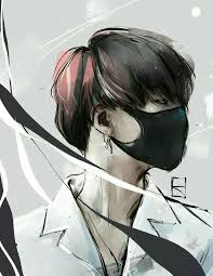An archive of our own, a project of the organization for transformative works Bts Fanarts Yoongi Fanart Suga Fanart Bts Drawings