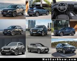 Version of the tucson in early november 2020 as a 2022 model year. Hyundai Tucson 2021 Pictures Information Specs