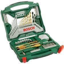 <b>Набор бит и сверл</b> Bosch X-Line, 70 предметов