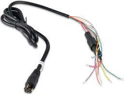 garmin gpsmap 396 496 power data cable bare wires garmin gpsmap 396 496 power data cable bare wires