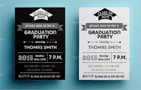 Formal College Graduation Announcements Free 31 Examples Of Graduation Invitation Designs In Psd