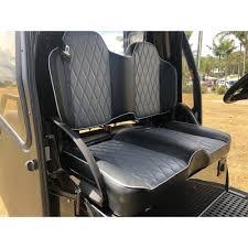ezgo ex demo rxv executive golf cart buggy curtis doors custom seats custom mags like previous