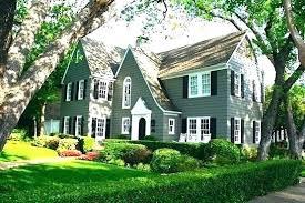 gray house white trim black shutters green houses with white trim black house white trim dark