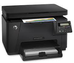 Hp Color Laserjet Pro Mfp M176n Multifunction Colour Printer Hp Color Laserjet Pro Mfp M277dw Aanbieding L