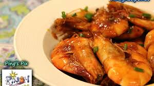 Filipino Sweet and Spicy Shrimp Recipe