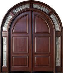 front door arch designs