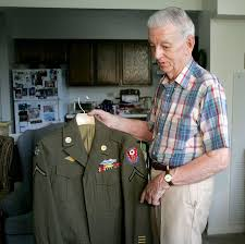 Suburban men among the last survivors from the 104th infantry