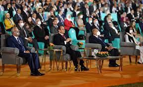 """المتحدث الرئاسي ينشر صور مشاركة الرئيس السيسي فى انطلاق المشروع القومي  لتنمية الريف المصري """"حياة كريمة"""""""
