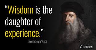 Leonardo Da Vinci Quotes Awesome 48 Leonardo Da Vinci Quotes On Becoming A Knowledge Enthusiast