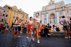 Italy is the winner of the eurovision song contest 2021! Italy Went From A Coronavirus Disaster To The Envy Of Europe Can They Avoid The Second Wave Abc News
