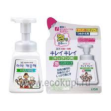 <b>мыло</b>-<b>пенка</b> для рук с ароматом мяты <b>CJ LION</b> Ai Kekute Soap Mint