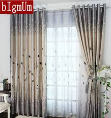 Small Picture Aliexpresscom Buy Rustic Window Curtains For living Room