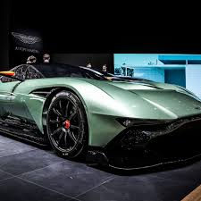While pretty much nothing spectacular happens in the video, it is always cool to see two vulcan one next to each other: The 27 Most Expensive Cars In The World