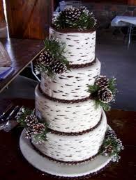42 Simple Rustic Winter Wedding Cakes Ideas Vis Wed