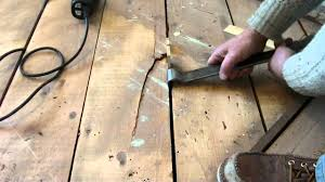 putting the squeeze on wood floor squeaks a floorwright appice field training video