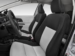 2016 toyota prius c front seat