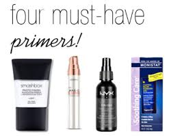must have primers