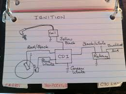 jincheng 50 ignition woes c90club co uk Basic Electrical Wiring Diagrams at Sherco Wiring Diagram