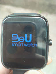 Đồng hồ thông minh BeU B2 Đen - Giá rẻ, có trả góp