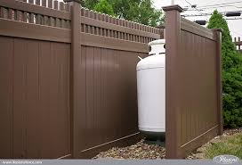 brown vinyl fence panels. Modren Fence Brownvinylpvcprivacyfenceillusions650 Brownvinylpvcprivacyfence Illusions650 In Brown Vinyl Fence Panels H