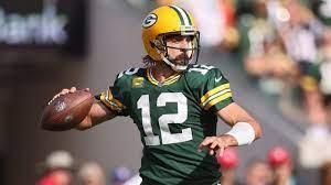 NFL: Aaron Rodgers mit kurioser Eier ...