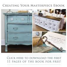 HOW TO PAINT FURNITURE SHAUNNA WEST