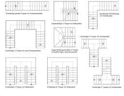 Einläufige gerade aufgesattelte treppe berechnen (wangentreppe). Mehrlaufige Treppen Treppen Treppenformen Baunetz Wissen