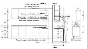 standard wall cabinet depth kitchen sizes dimensions in feet width cupboard uk d
