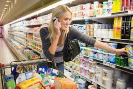 summer jobs for teens blog teenage girl shopping for groceries in the store job for teens