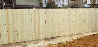 black vinyl privacy fence. Pressure Treated Fence With 2x4 Cap Board And Black Vinyl Post Caps Privacy U