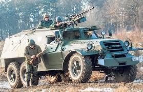 Znalezione obrazy dla zapytania zlot militarny w darłowie 2017