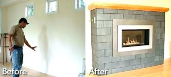 installing a gas fireplace cost to install gas fireplace gas insert