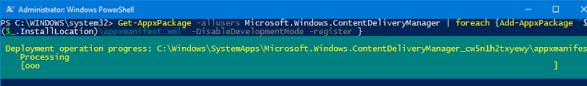 Microsoft Spotlight Windows Spotlight Does Not Work And Stuck On The Same Image