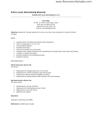 entry level it resume sample resumes for it jobs