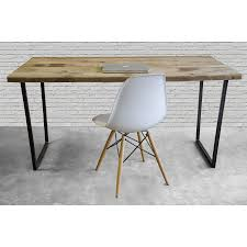 wooden home office desk. Recycled Wood Desk Wooden Home Office N