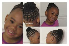 Childrens Hair Style  tnc 19 natural braid hairstyle for kids youtube 1106 by wearticles.com