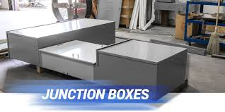 commercial grade electrical junction boxes