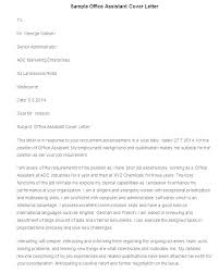 Office Manager Assistant Cover Letter Frankiechannel Com