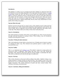 Example Conclusion Paragraph For Compare And Contrast Essay