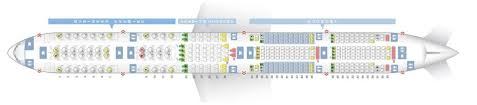 Air New Zealand 777 200 Seating Chart Air New Zealand Fleet Boeing 777 300er Details And Pictures