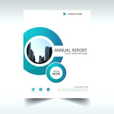 Report Cover Page Free Templates Graphics Template Professional ...