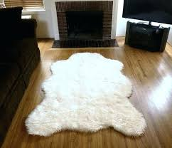 polar bear rug faux polar bear rug polar bear rug with head real
