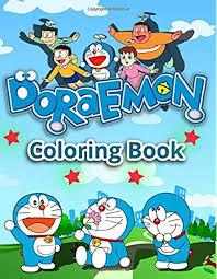 Рейтингът е 4.5 звезди, можете да проверите подробностите. Doraemon Coloring Book Das Chinmoy 9798664535266 Amazon Com Books