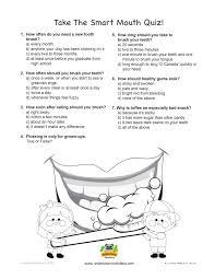smart mouth quiz north delta childrens dentist