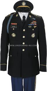 Us Army Enlisted Male Army Service Uniform Asu